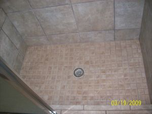 Bath - Shower Floor